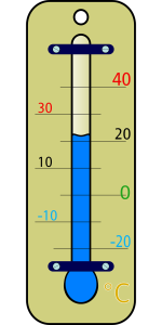 Temperatur ist beim Weinherstellen ein wichtiger Faktor